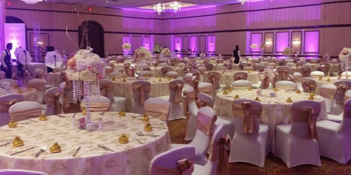 Sheraton DFW Airport Hotel Weddings