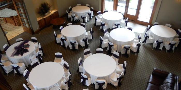 Two Rivers Clubhouse wedding Idaho