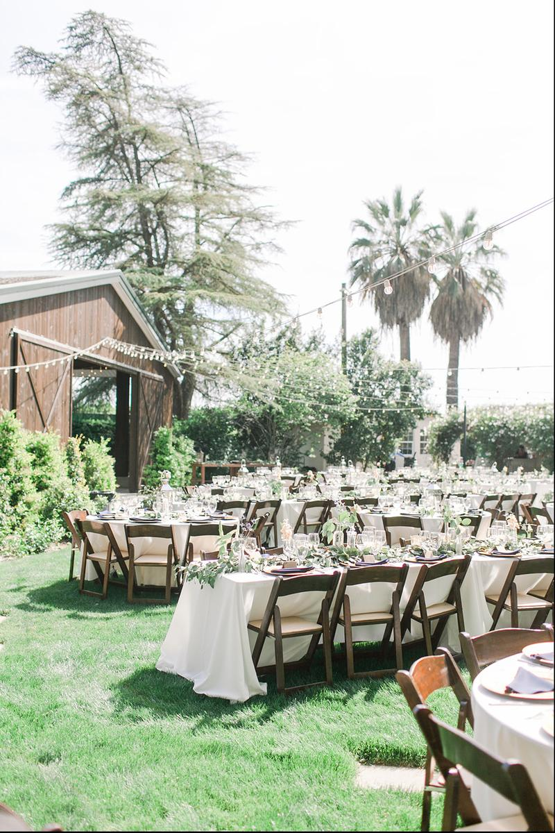 Historic Seven Sycamores Ranch Weddings Get Prices For
