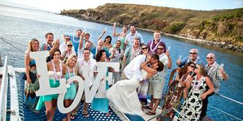 Trilogy Excursions weddings in Lahaina HI