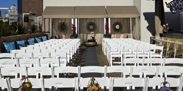 Renaissance San Diego Downtown Hotel wedding venue picture 2 of 8 - Provided by: The W Hotel San Diego