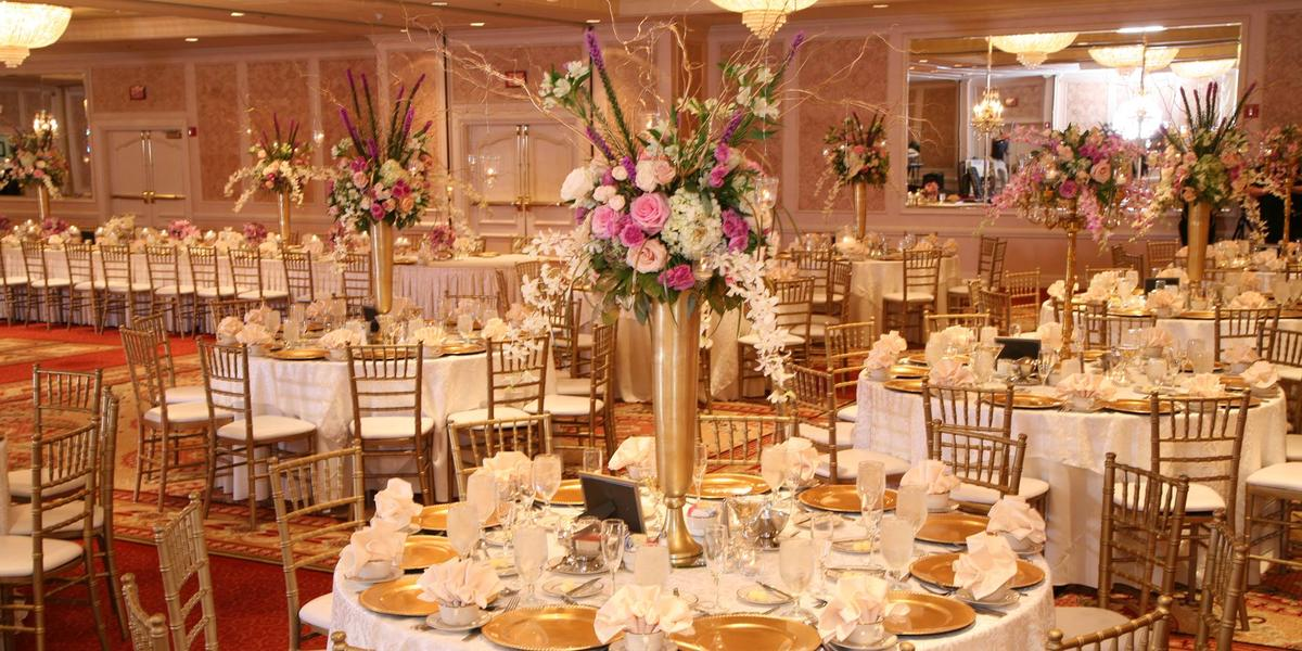 Hilton St Louis Frontenac Weddings