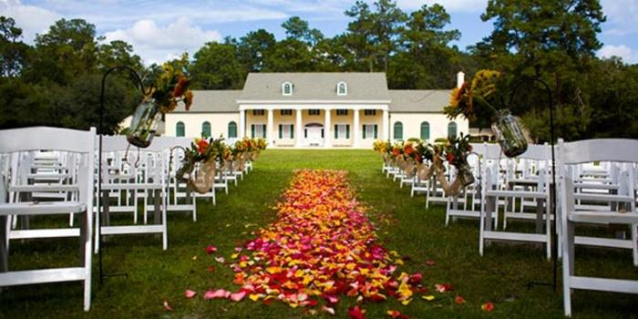 Stephen Foster Folk Culture Center State Park wedding Jacksonville