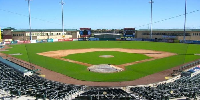 Roger Dean Stadium wedding venue picture 5 of 6 - Provided by: Roger Dean Staduim