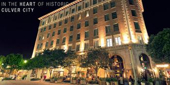 The Culver Hotel weddings in Culver City CA