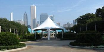 The Tiffany & Co. Foundation Celebration Garden weddings in Chicago IL