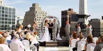 Sheraton Indianapolis City Centre Hotel Weddings in Indianapolis IN