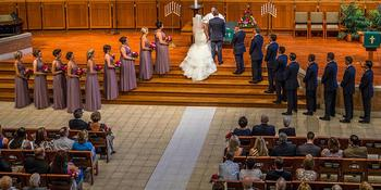 St. Luke's United Methodist Church weddings in Indianapolis IN