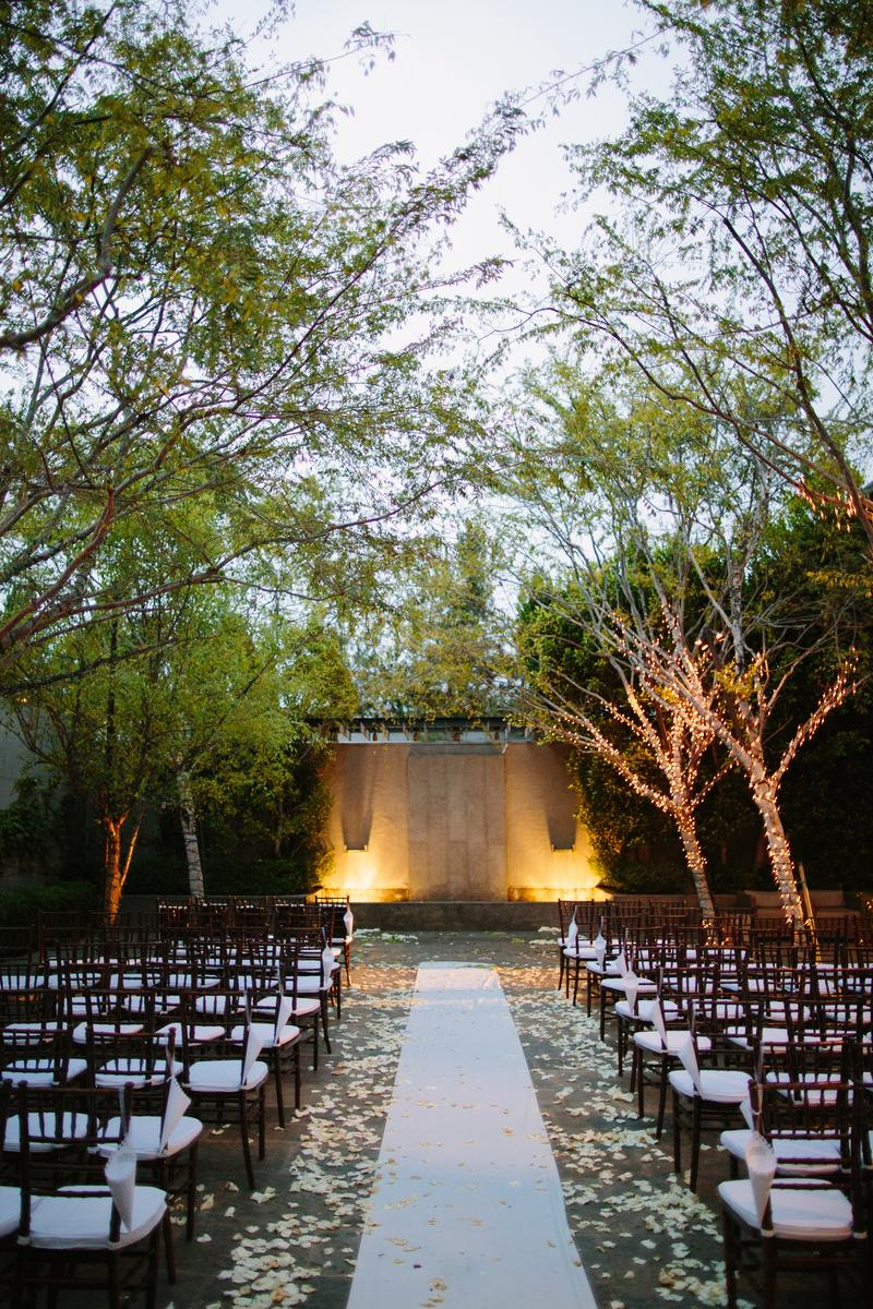 Luxe sunset boulevard hotel wedding venue picture 9 of 16 provided by luxe sunset