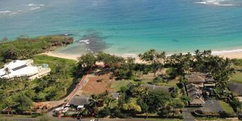 Beachfront Cottage weddings in Laie HI