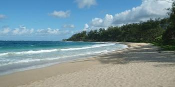 Paradise Beachfront - Private Estate weddings in Laie HI