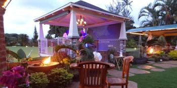 Gaylord's at Kilohana weddings in Lihue HI