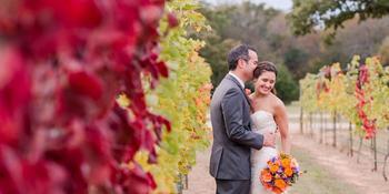 Lost Oak Winery weddings in Burleson TX