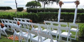 Oasis on the Beach weddings in Kapaa HI
