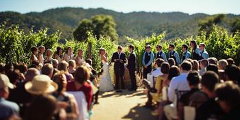 Brix Restaurant and Gardens Weddings in Napa CA