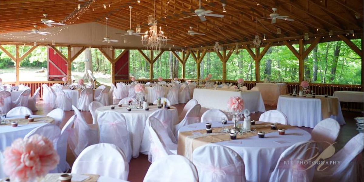 Mountain Wedding Venues: Bluff Mountain Inn Weddings