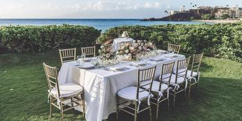 Ka'anapali Beach Hotel wedding packages