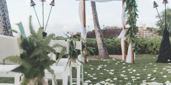 Kaanapali Beach Hotel Weddings in Lahaina HI
