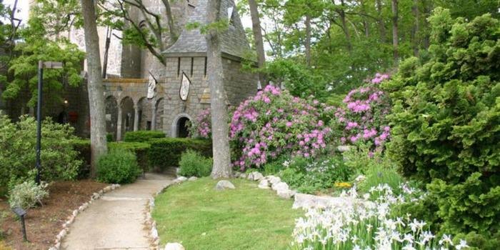 Hammond castle gloucester wedding
