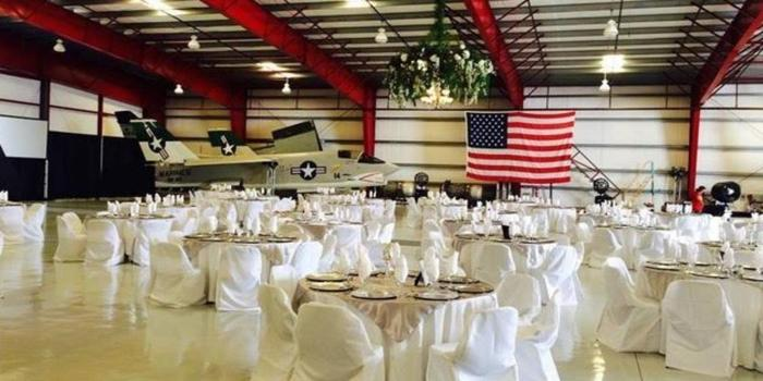 Valiant Air Command Warbird Museum wedding venue picture 1 of 8 - Provided by: Valiant Air Command Warbird Museum