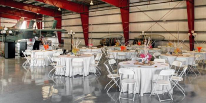 Valiant Air Command Warbird Museum wedding venue picture 5 of 8 - Provided by: Valiant Air Command Warbird Museum