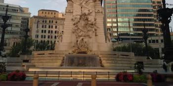 Soldiers & Sailors Monument weddings in Indianapolis IN