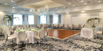 Crowne Plaza Orlando Universal weddings in Orlando FL