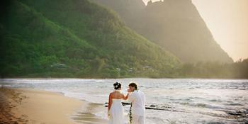 Hanalei Colony Resort wedding packages