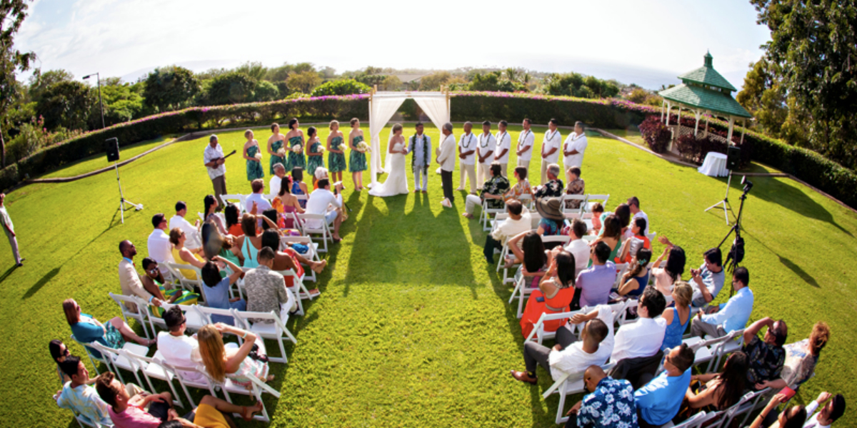 Hotel Wailea Weddings