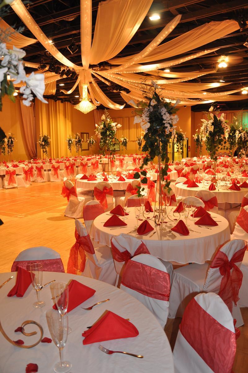 Uptown Ballroom Weddings