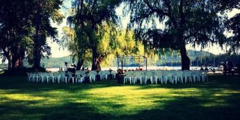 Deer Lake Resort weddings in Loon Lake WA