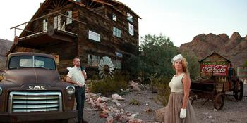 Las Vegas Nelson Ghost Town weddings in Nelson NV