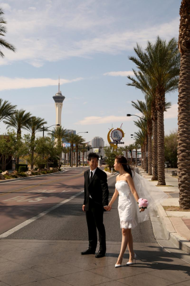Scenic Las Vegas Chapel wedding venue picture 2 of 8 - Provided by: Scenic Las Vegas Weddings
