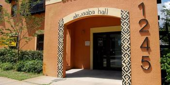 Akwaaba Hall weddings in St. Petersburg FL