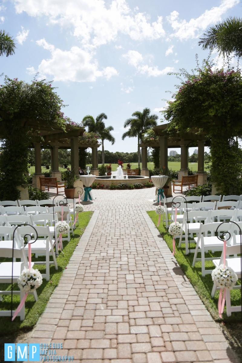Bonita Bay Club, Bonita Springs wedding venue picture 3 of 8 - Photo by: Gulfside Media Photography