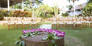 Plantation Gardens Restaurant and Bar weddings in Koloa HI