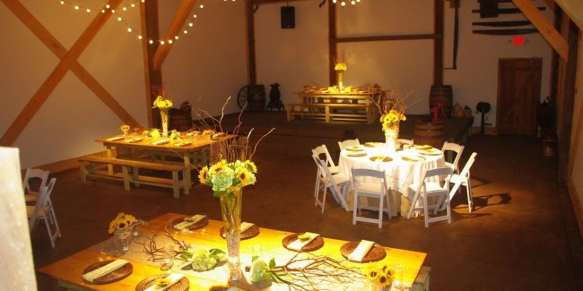 pioneer barn weddings in st augustine fl
