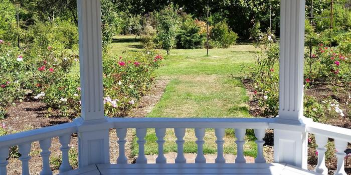 Bush Pasture Park Rose Garden Gazebo Weddings Get Prices