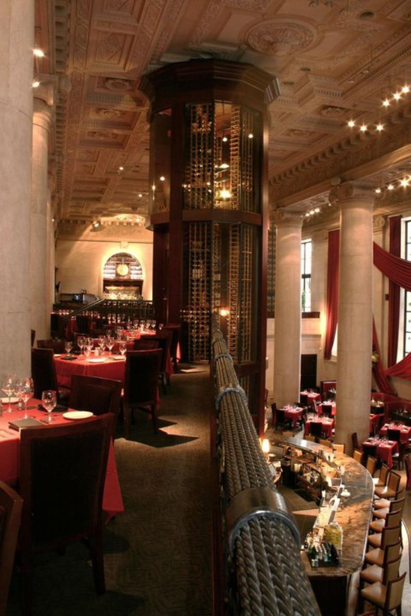 Del Frisco S Double Eagle Steak House Philadelphia