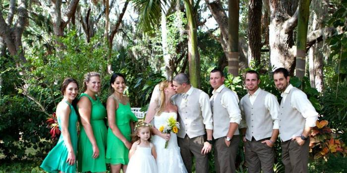 Manatee River Garden Club Wedding Venue Picture 2 Of 8 Provided By