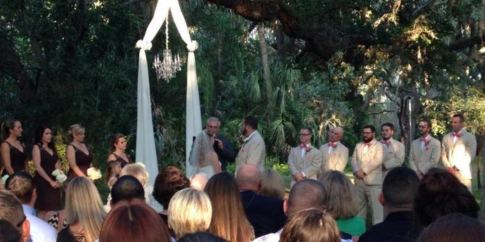 Manatee River Garden Club Wedding Venue Picture 5 Of 8 Provided By