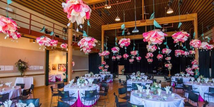 Lopez Center for Community & Arts wedding Everett