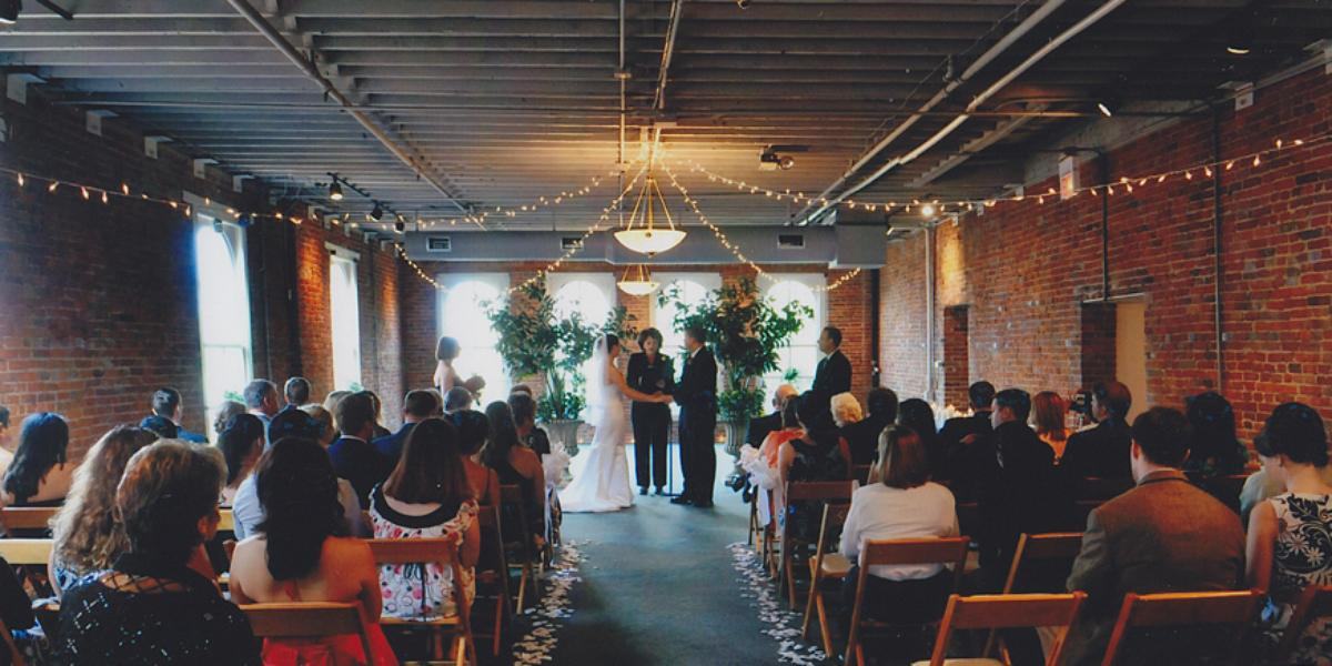 Morgan Street Brewery Weddings
