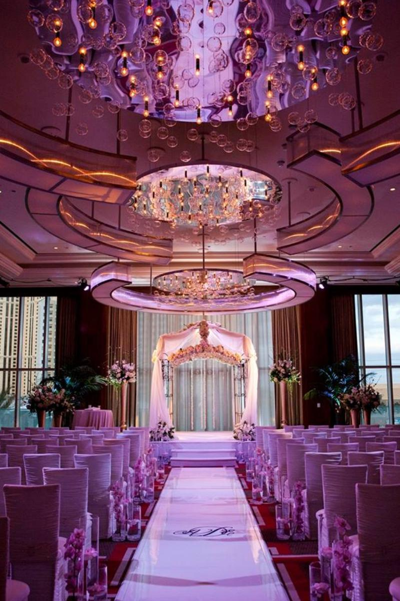 Mandarin oriental las vegas weddings get prices for for Wedding venues in las vegas nv
