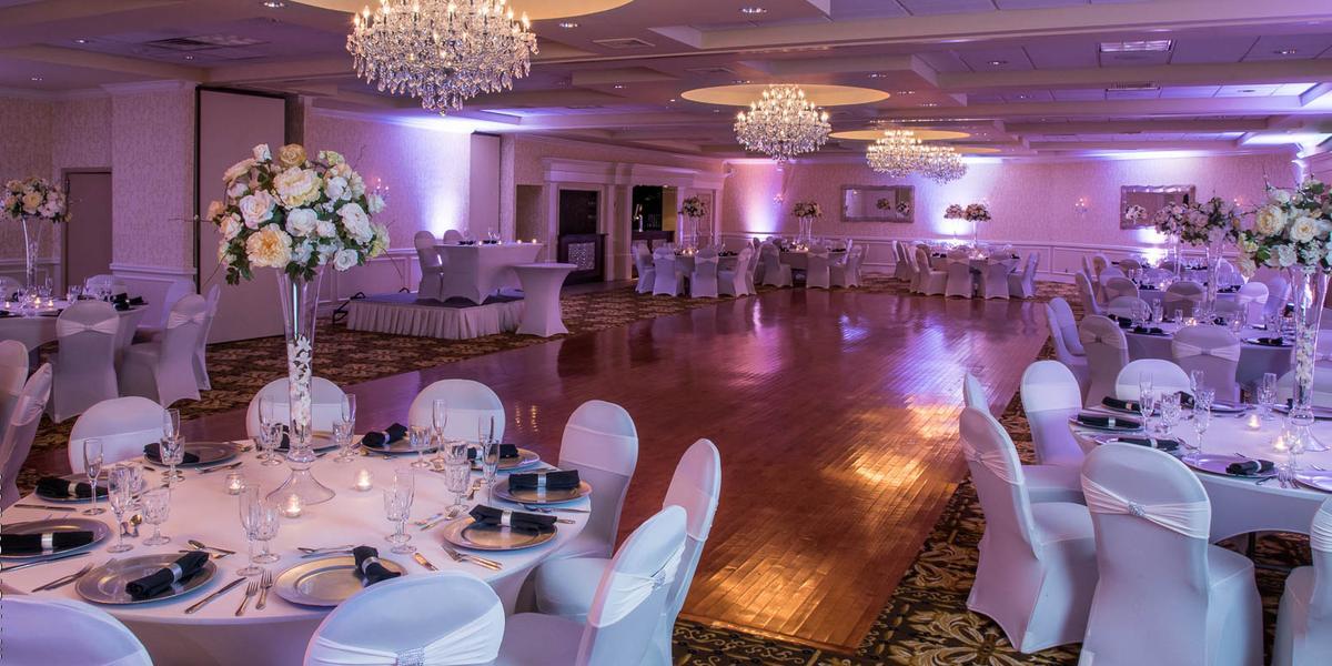 Windsor Ballroom At The Holiday Inn East Windsor Weddings