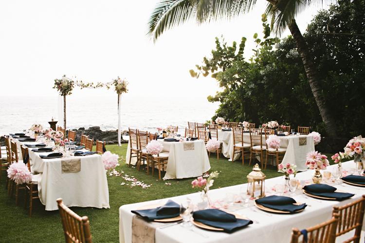 Kona Beach Bungalows Venue Kailua