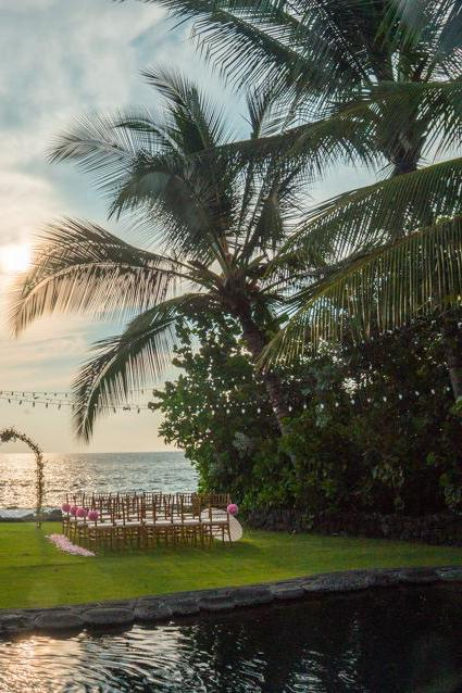 Kona Beach Bungalows Weddings Get Prices For Wedding