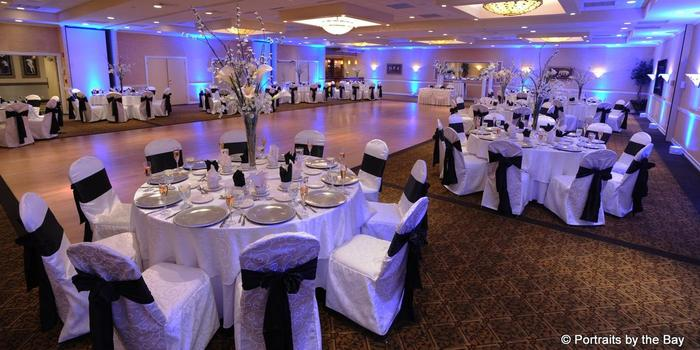 atlantis ballroom at the days hotel toms river jersey shore wedding venue picture 1 of