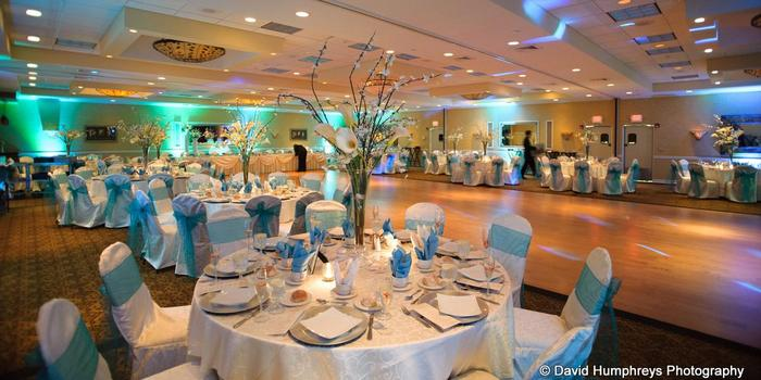 atlantis ballroom at the days hotel toms river jersey shore wedding venue picture 5 of