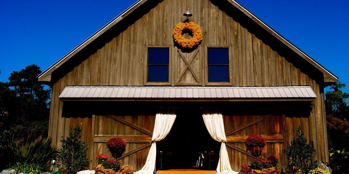 Rustic Wedding Venues In Central Florida